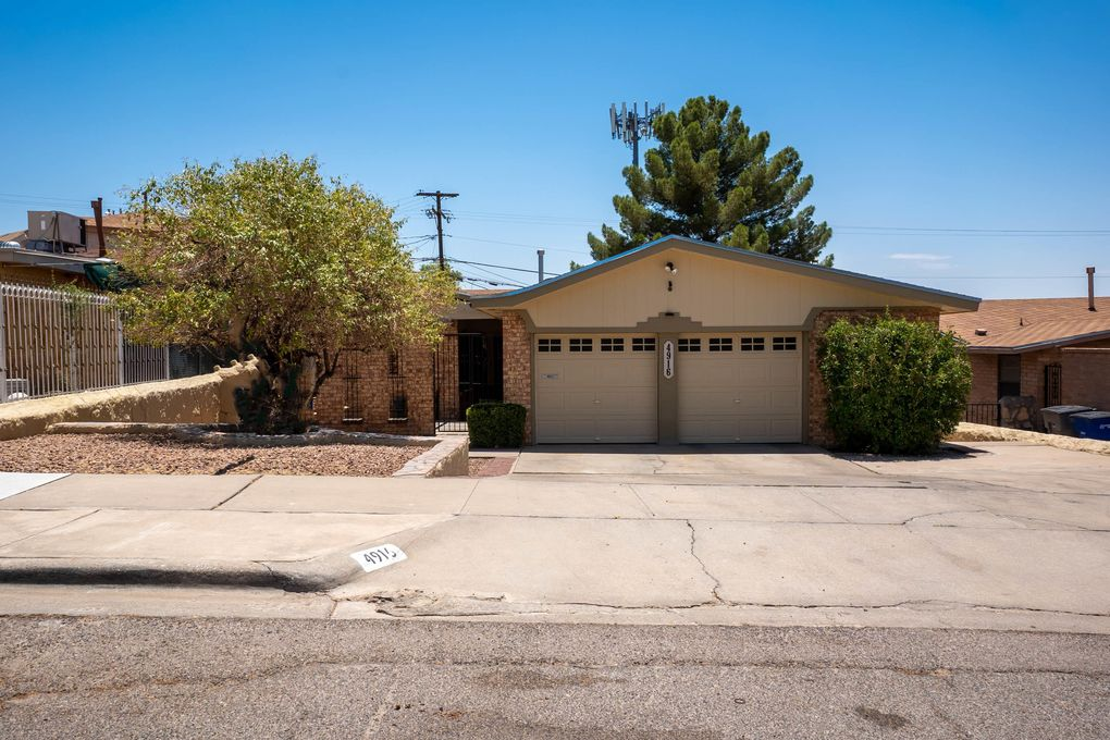 4916 Garry Owen Rd El Paso, TX 79903