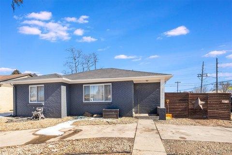 Denver Co 6 Bedroom Homes For Sale Realtor Com