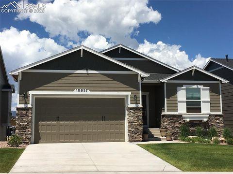 Photo of 10837 Hidden Brook Cir, Colorado Springs, CO 80908