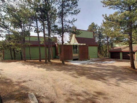 Photo of 11750 Columbine Hills Rd, Colorado Springs, CO 80908