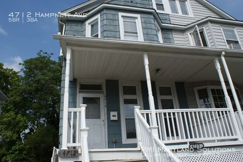 Photo of 4712 Hampnett Ave, Baltimore, MD 21214