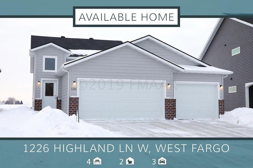 1226 Highland Ln W West Fargo Nd 58078 Realtor Com
