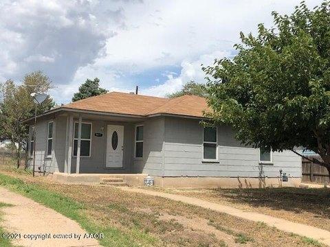 1417 Clayton St, Borger, TX 79007