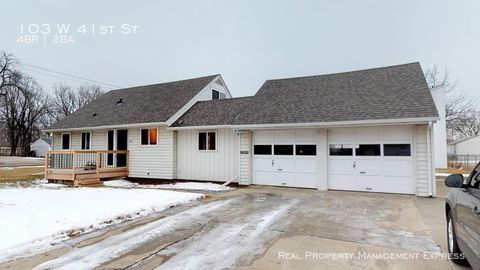 Photo of 103 W 41st St, Sioux Falls, SD 57105
