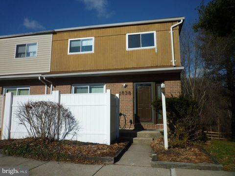 Photo of 1838 Autumn Frost Ln, Baltimore, MD 21209