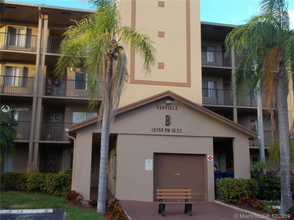 12755 SW 16th Ct Unit 112B Pembroke Pines, FL 33027