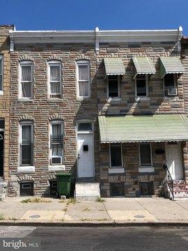 Biddle Street Baltimore Md Real Estate Homes For Sale Realtor Com