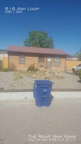 Photo of 816 Ash Loop, Espanola, NM 87532