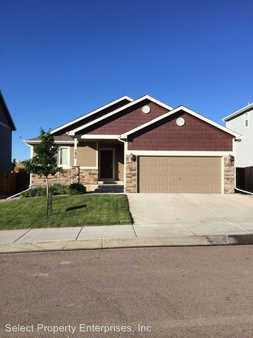 Photo of 7836 Clymer Way, Fountain, CO 80817