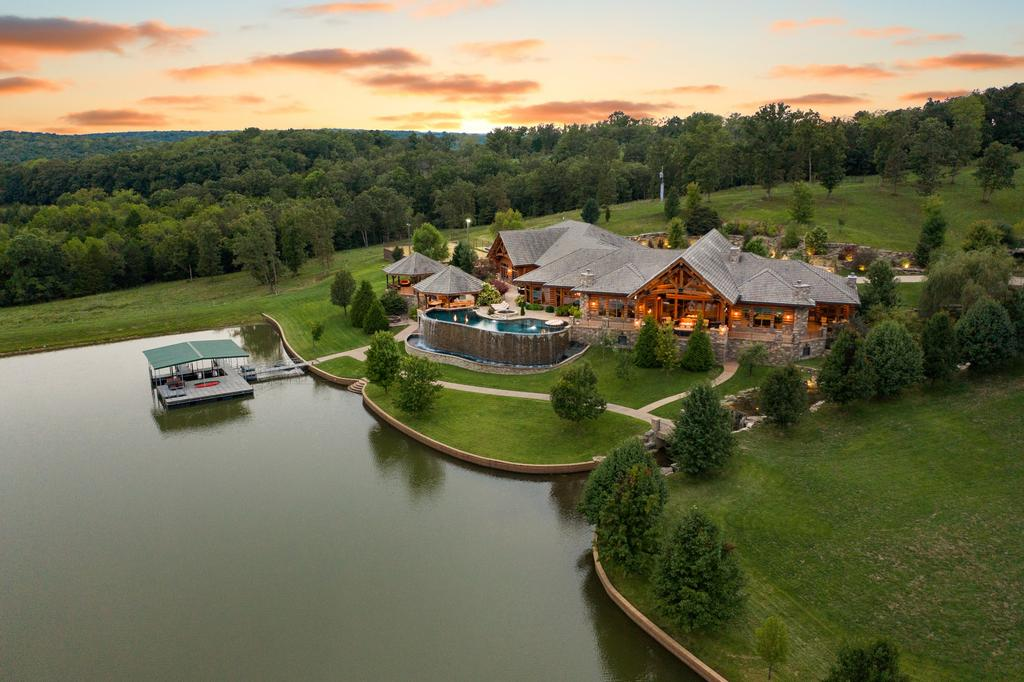 The Most Expensive House For Sale In Missouri Right Now