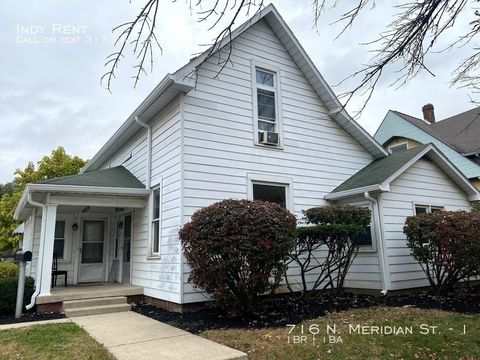 Photo of 716 N Meridian St Unit 1, Lebanon, IN 46052