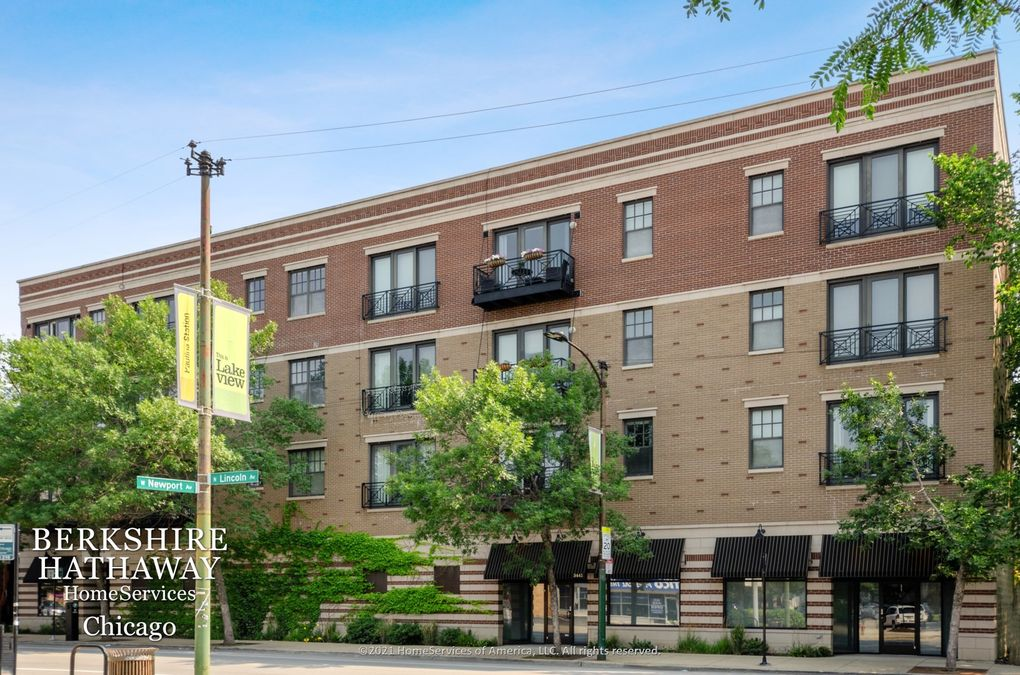 3443 N Lincoln Ave Apt 3C Chicago, IL 60657