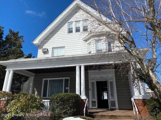 637 Clay Ave Scranton, PA 18510