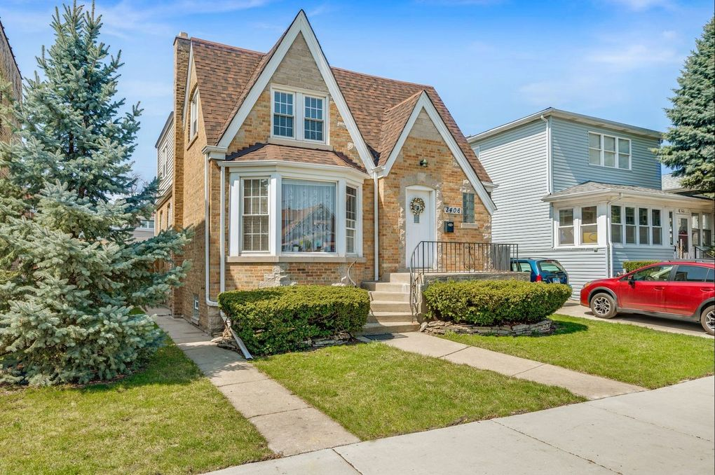 3406 N Nagle Ave Chicago, IL 60634