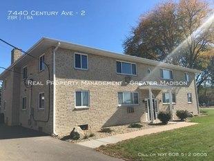 <div>7440 Century Ave Apt 2</div><div>Middleton, Wisconsin 53562</div>
