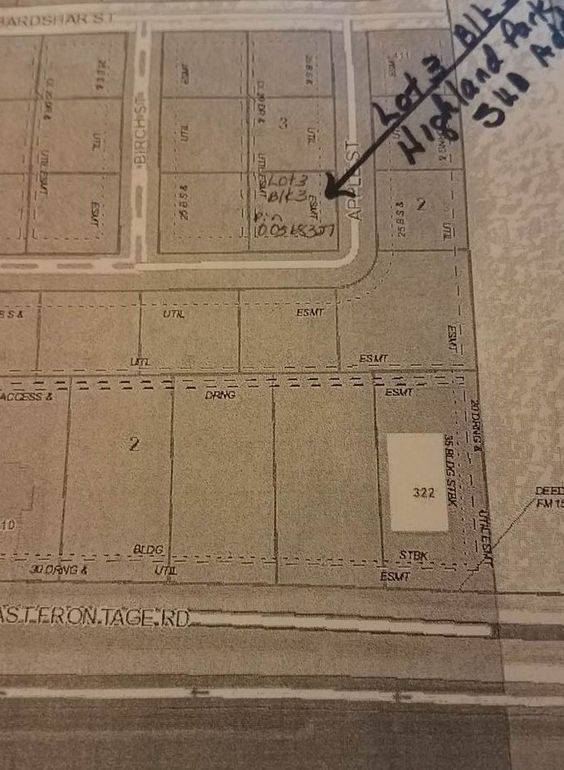 Blk 3 N Ne Apple St Unit Highland Sub Add Park Lot 3 Mount Hope, KS 67108