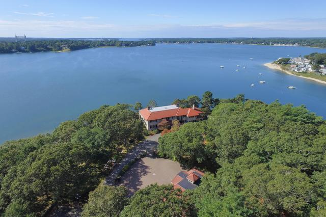 Water front featured at 681 Head of the Bay Rd, Buzzards Bay, MA 02532