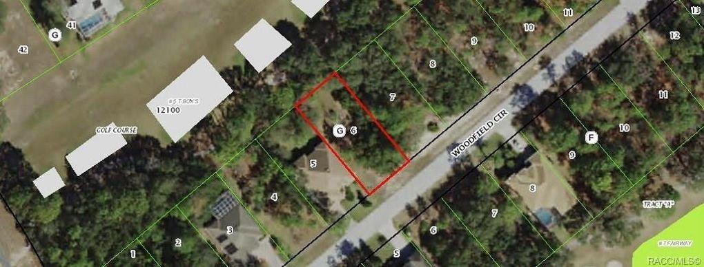 12 Woodfield Cir Homosassa, FL 34446