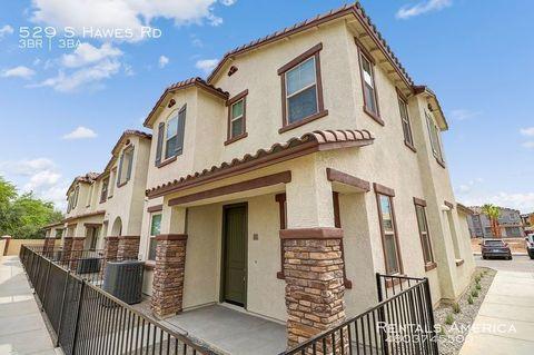 Photo of 529 S Hawes Rd, Mesa, AZ 85208