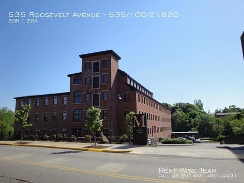 Photo of 535 Roosevelt /21820 Ave Units 535 & 100, Central Falls, RI 02863
