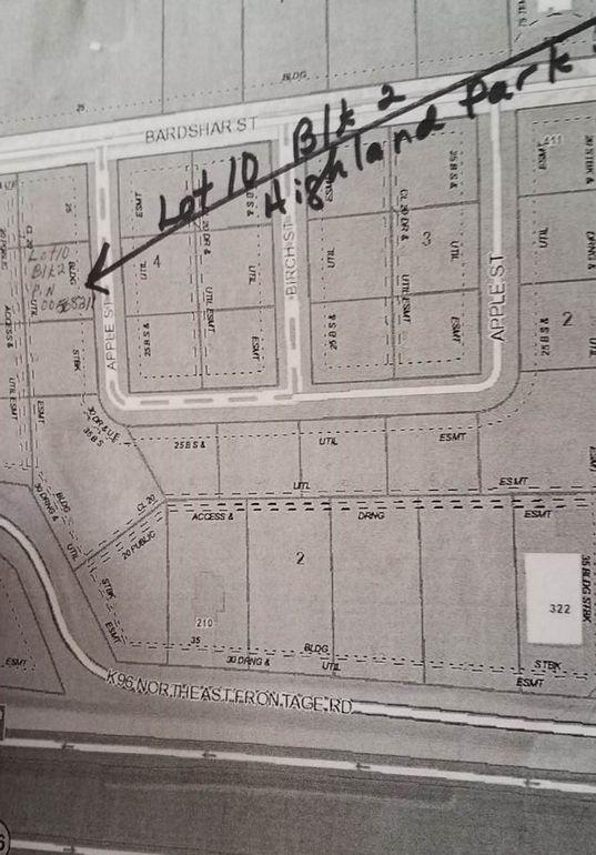 Blk 2 N Nw Apple St Unit Highland Sub Add Park Lot 10 Mount Hope, KS 67108