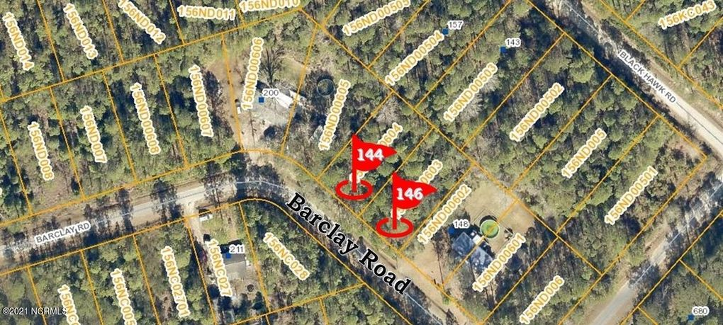 144 Barclay Rd Lot 512 Boiling Spring Lakes, NC 28461