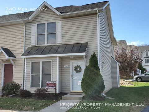 Photo of 740 Merlins Way, Harrisonburg, VA 22801