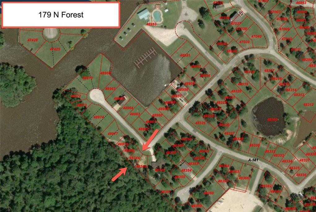 179 N Forest Dr Lot 1 Huntsville, TX 77340
