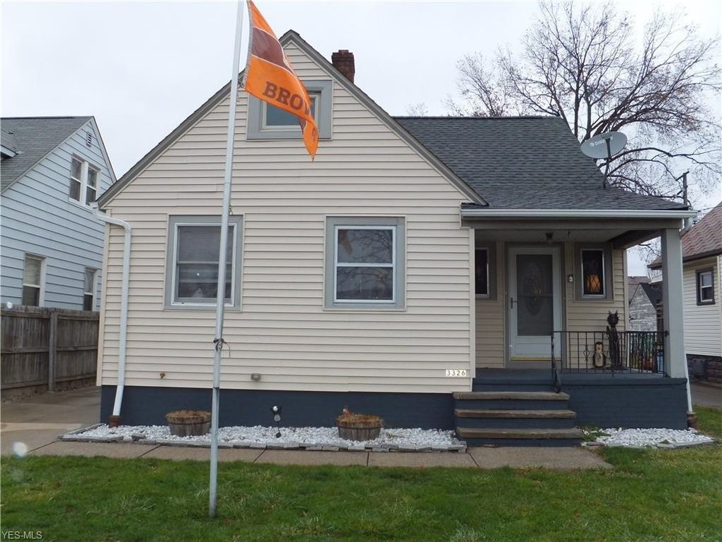 3326 Walbrook Ave Cleveland, OH 44109