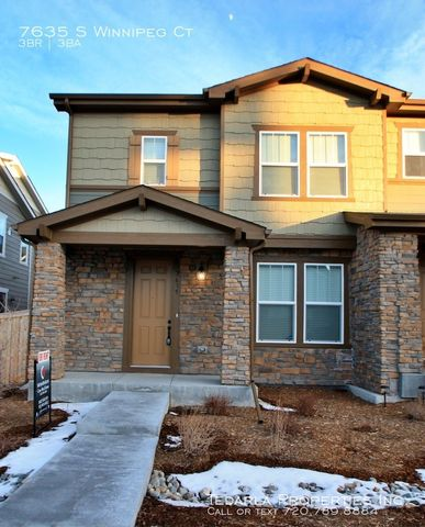 Photo of 7635 S Winnipeg Ct, Aurora, CO 80016