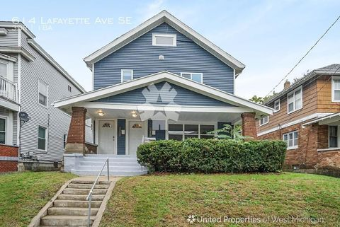 Photo of 614 Lafayette Ave Se, Grand Rapids, MI 49503