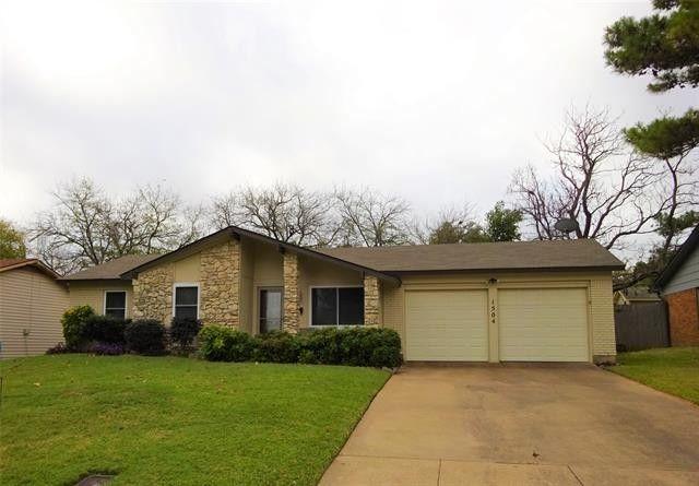 1504 Wilshire Blvd Arlington, TX 76012