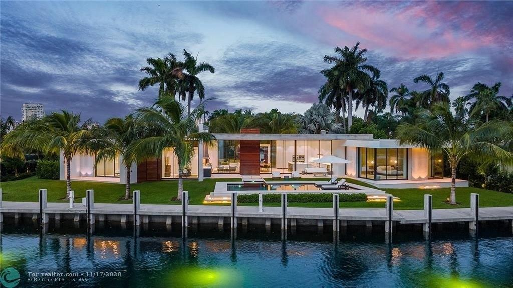 Giovani Bernard Lists Fort Lauderdale Mansion For $10.9 Million