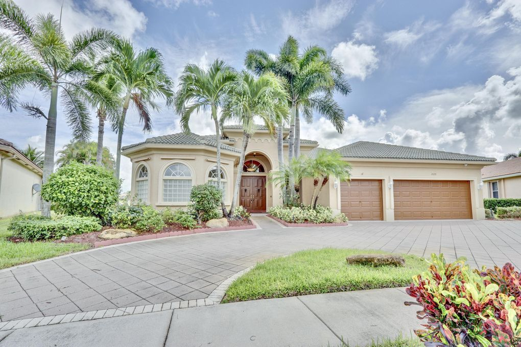 2628 Arbor Ln Royal Palm Beach, FL 33411