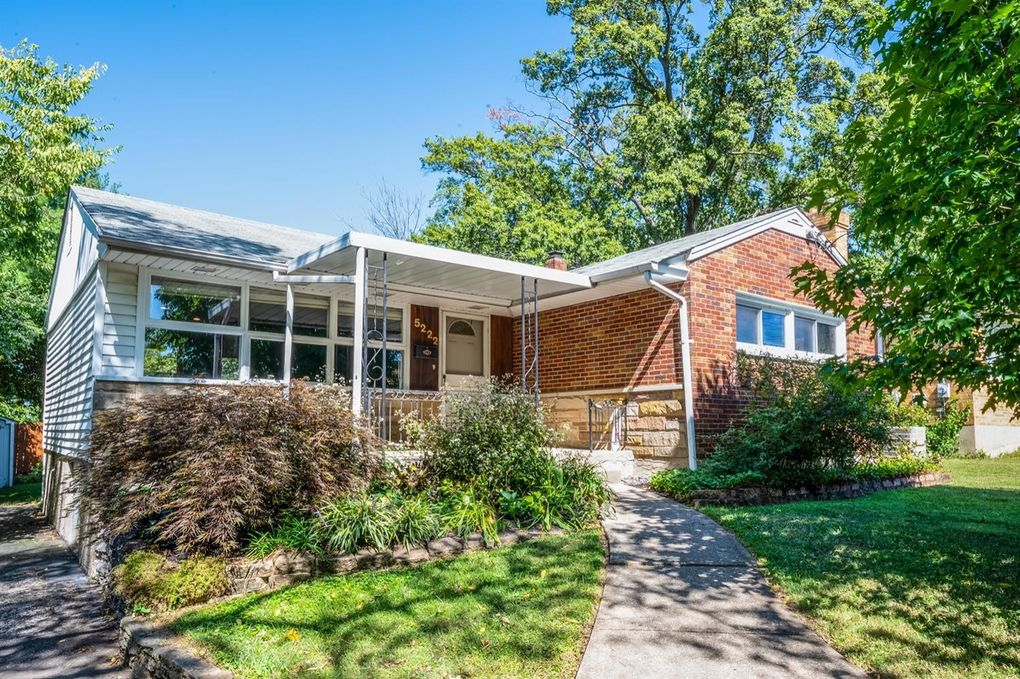 5222 Wakefield Pl Norwood, OH 45212