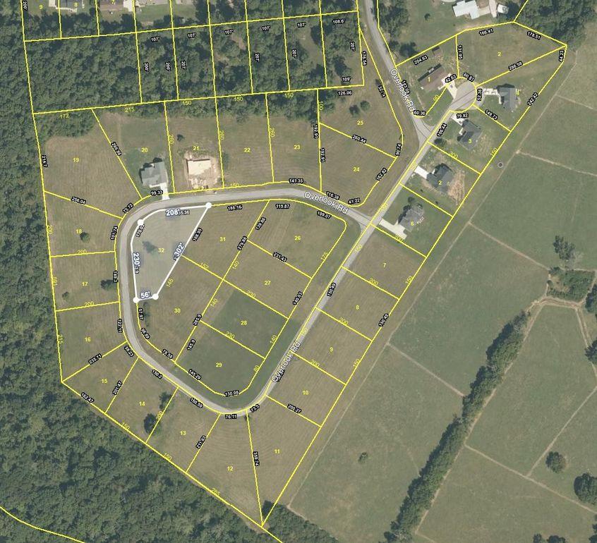 Overlook Dr Lot 32 Dayton, TN 37321