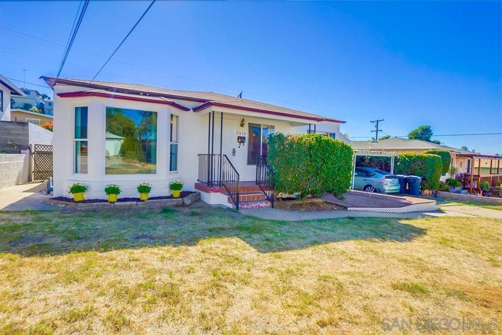 7313 Vassar Ave La Mesa, CA 91942