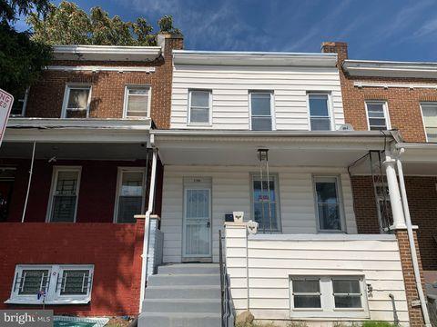 Photo of 2106 Presstman St, Baltimore, MD 21217