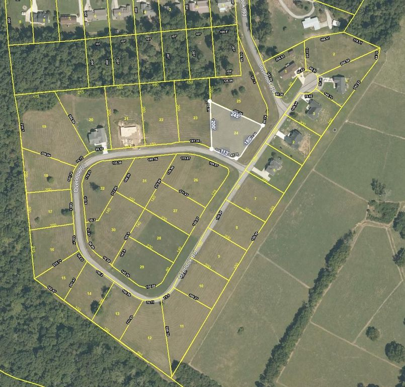 Overlook Dr Lot 24 Dayton, TN 37321
