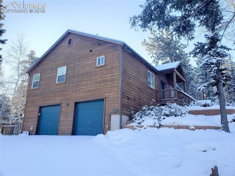 Photo of 186 Grizzley Peak Rd, Florissant, CO 80816