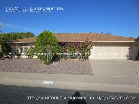 Photo of 15801 N Lakeforest Dr, Sun City, AZ 85351