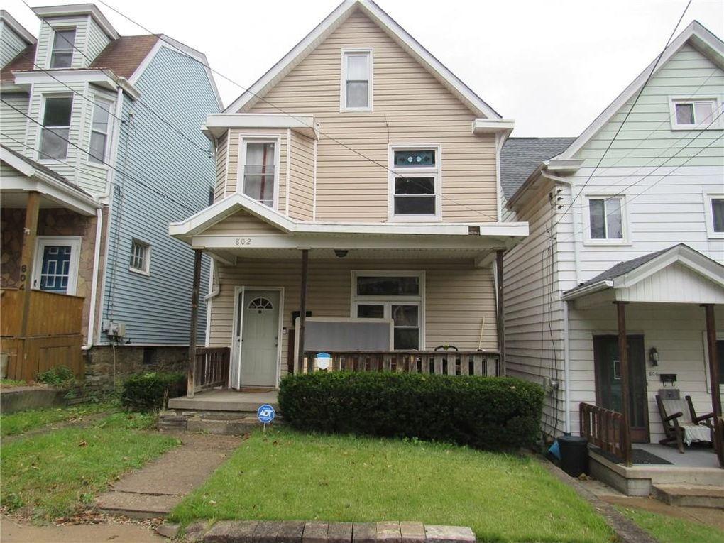 802 Dubois St Pittsburgh, PA 15204