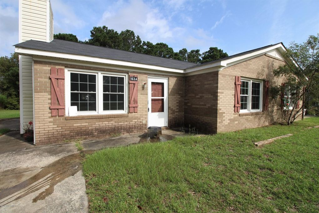 163 Bayberry Rd Unit A Newport, NC 28570