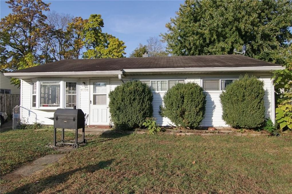 4734 N Kitley Ave Indianapolis, IN 46226