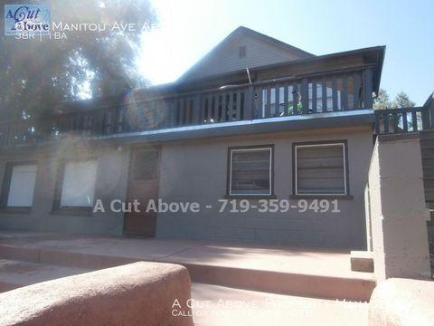 Photo of 601 Manitou Ave Apt 8, Manitou Springs, CO 80829