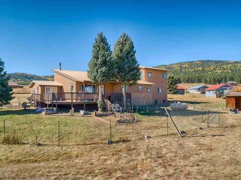 Photo of 100 Sawmill Rd, Eagle Nest, NM 87718