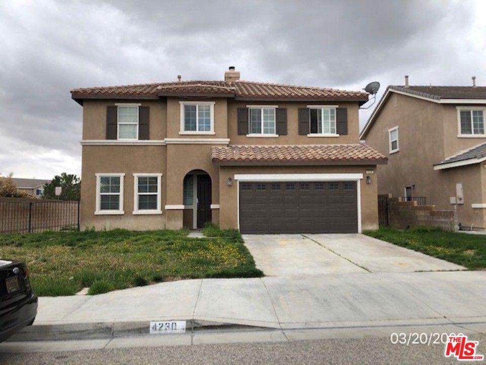 4230 W Avenue J7 Lancaster, CA 93536