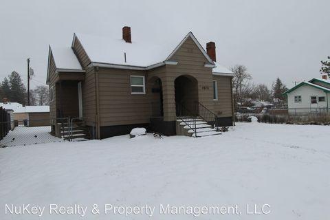 Photo of 4616 N Stevens St, Spokane, WA 99205
