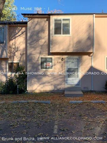 Photo of 4041 Muse Way Unit 1, Colorado Springs, CO 80907