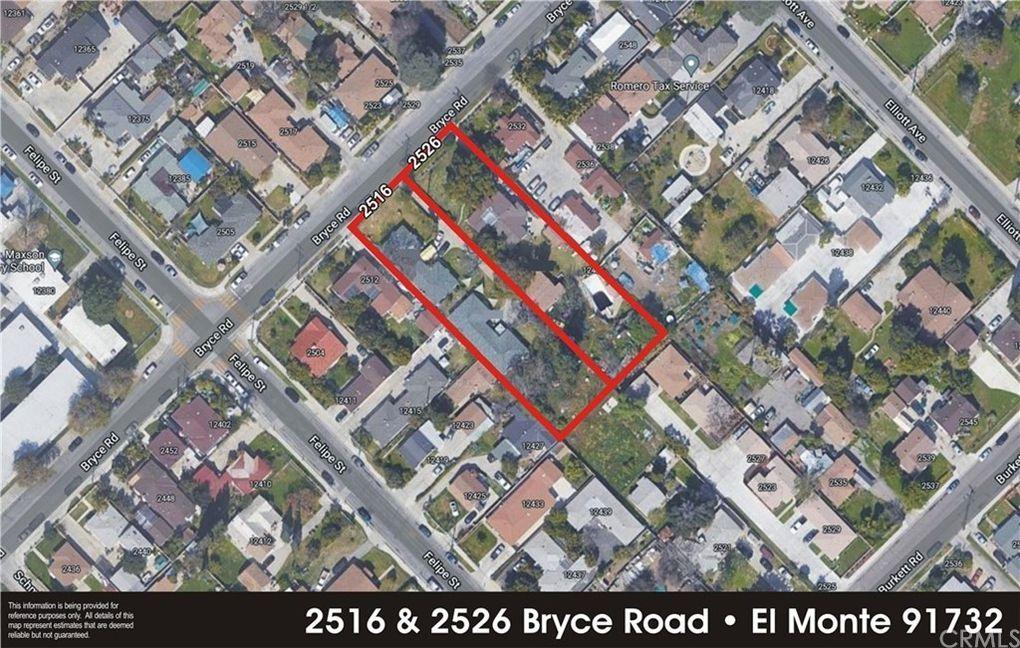2526 Bryce Rd El Monte, CA 91732